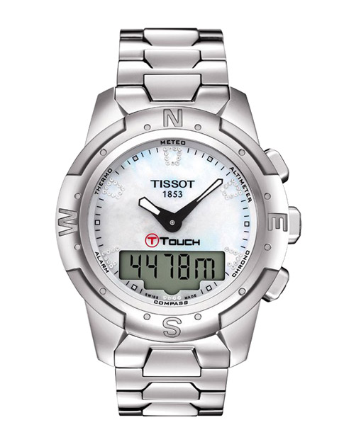 Tissot T047.T-Tactile.T-Touch II T047.220.44.116.00