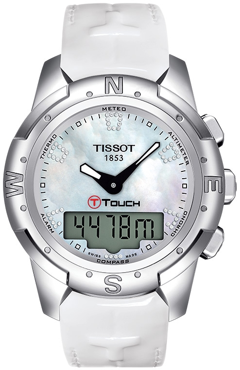 Tissot T047.T-Tactile.T-Touch II T047.220.46.116.00