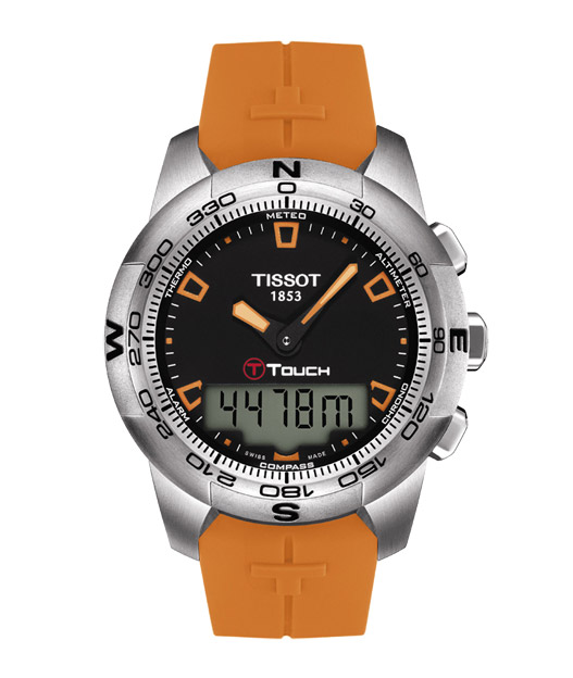 Tissot T047.T-Tactile.T-Touch II T047.420.17.051.01