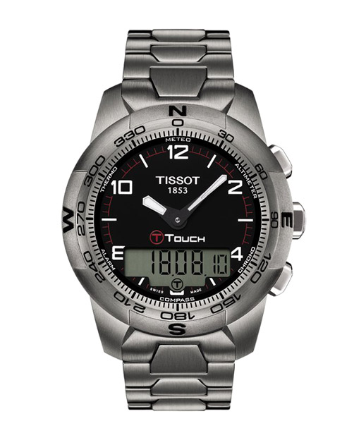 Tissot T047.T-Tactile.T-Touch II T047.420.44.057.00