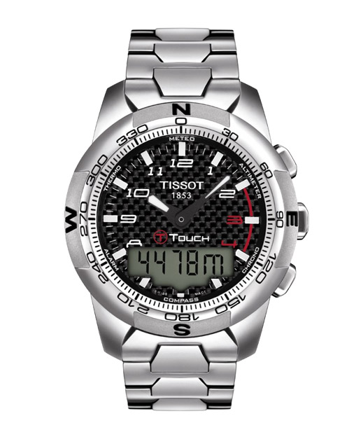 Tissot T047 T-Tactile T-Touch II T047.420.44.207.00
