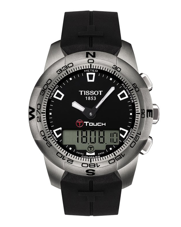 Tissot T047.T-Tactile.T-Touch II T047.420.47.051.00