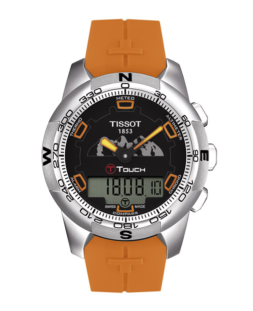 Tissot T047 T-Tactile T-Touch II T047.420.47.051.11
