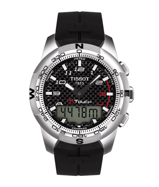 Tissot T047.T-Tactile.T-Touch II T047.420.47.207.00