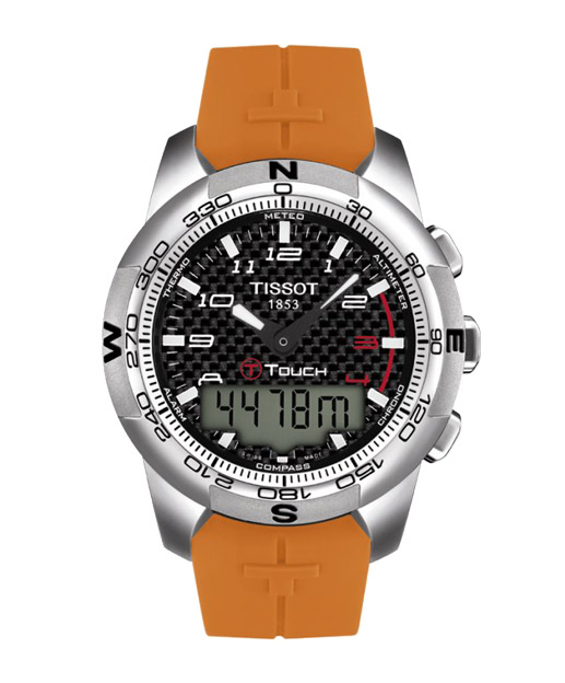 Tissot T047.T-Tactile.T-Touch II T047.420.47.207.01