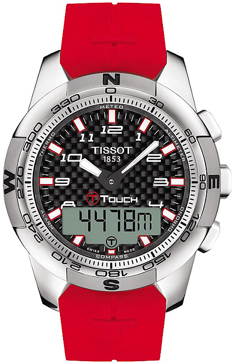 Tissot T047 T-tactile T-touch%20ii T047.420.47.207.02