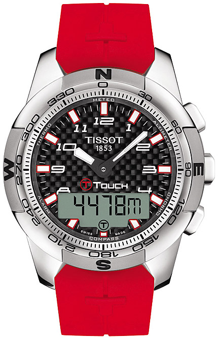 Tissot T047 T-tactile T-touch%20ii T047.420.47.207.03