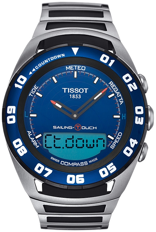 Tissot T056.T-Tactile.Sailing-Touch T056.420.21.041.00
