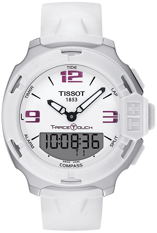 Tissot T081.T-Tactile.T-Race Touch T081.420.17.017.00