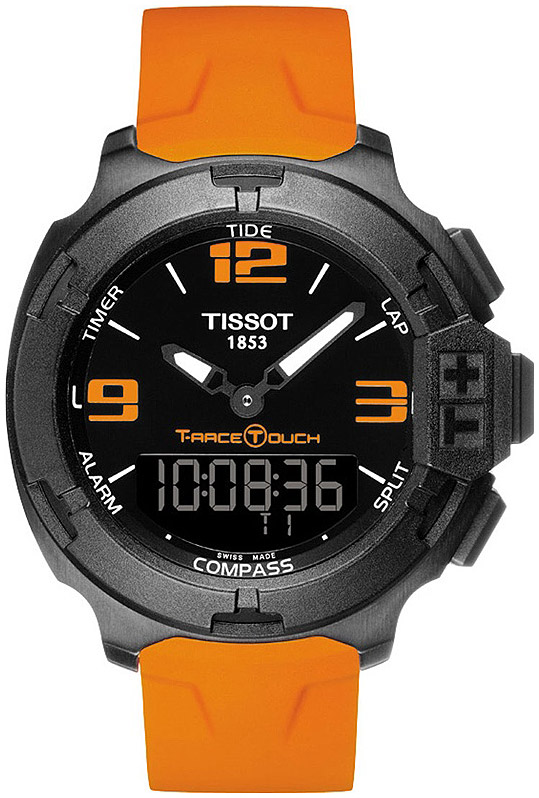 Tissot T081.T-Tactile.T-Race Touch T081.420.97.057.02