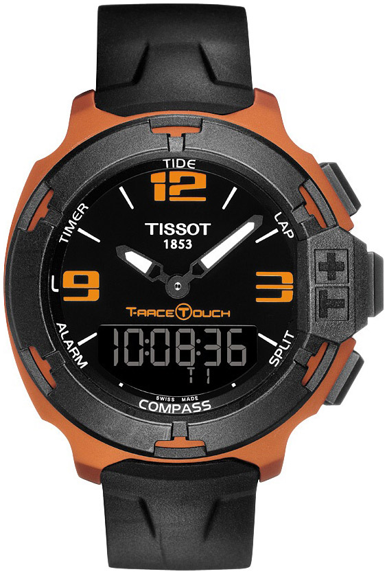 Tissot T081 T-Tactile T-Race Touch T081.420.97.057.03