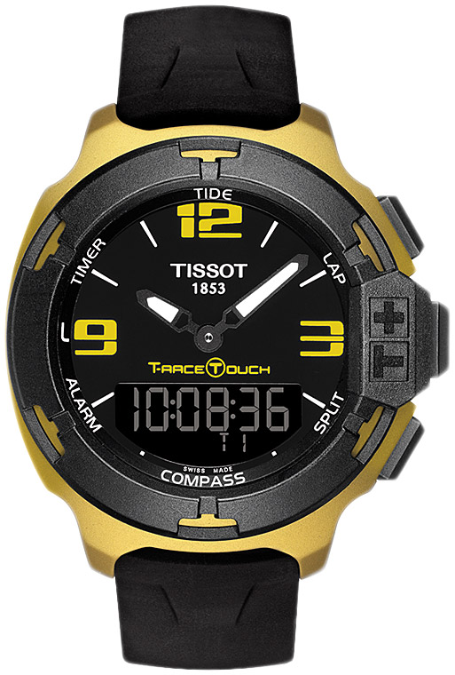 Tissot T081.T-Race Touch Tour De France 2016 T081.420.97.057.07