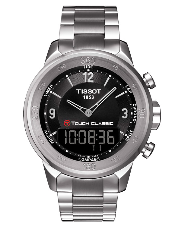 Tissot T083.T-Tactile.T-Touch Classic T083.420.11.057.00