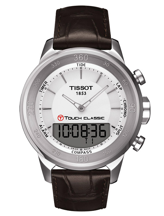 Tissot T083 T-Tactile T-Touch Classic T083.420.16.011.00