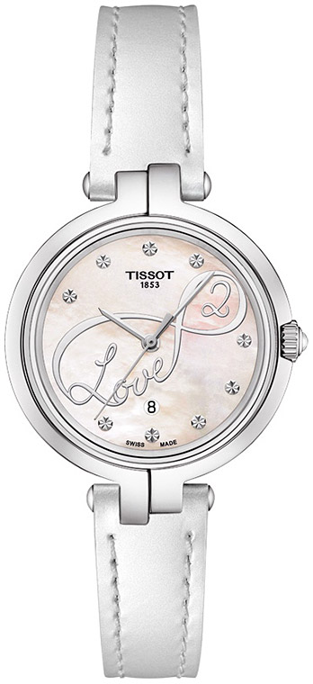 Tissot T094 T-lady Flamingo T094.210.16.111.01