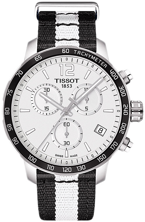 Tissot T095.Quickster NBA Teams T095.417.17.037.11