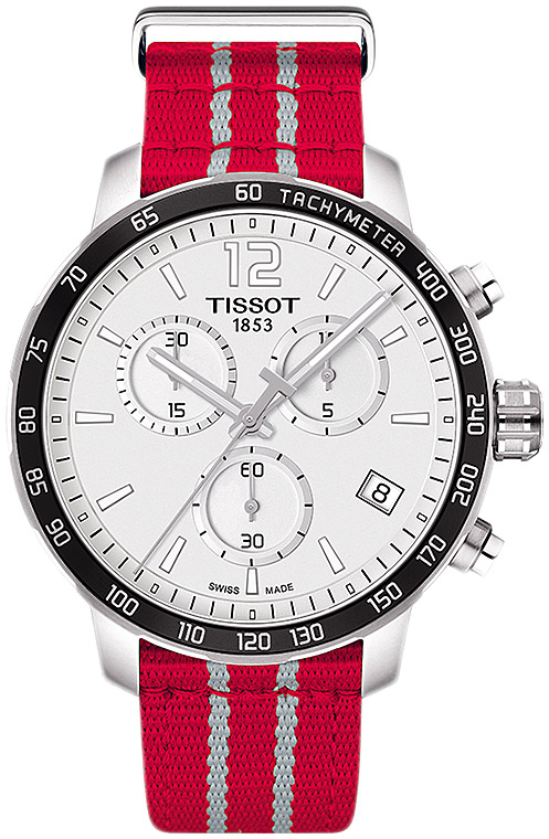 Tissot T095 Quickster%20nba%20teams T095.417.17.037.12