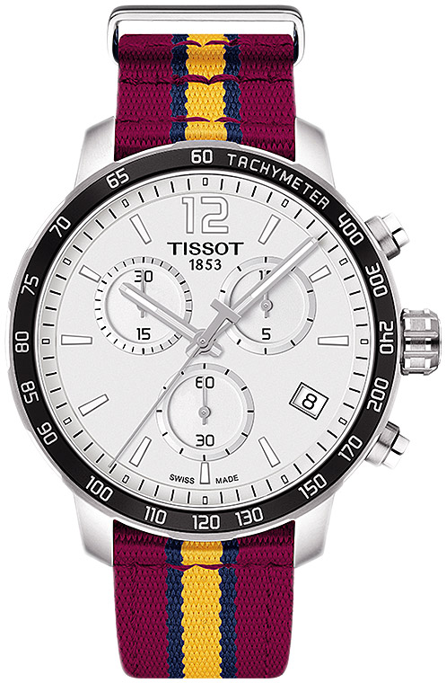 Tissot T095.Quickster NBA Teams T095.417.17.037.13