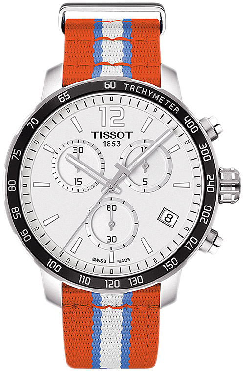 Tissot T095 Quickster NBA Teams T095.417.17.037.14