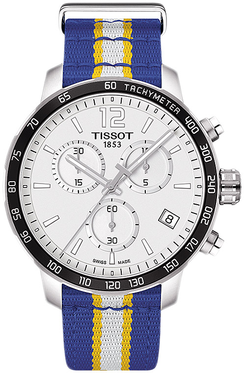 Tissot T095.Quickster NBA Teams T095.417.17.037.15