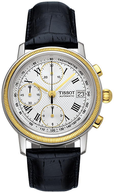 Tissot T71.T-Gold.Bridgeport T71.0.427.33