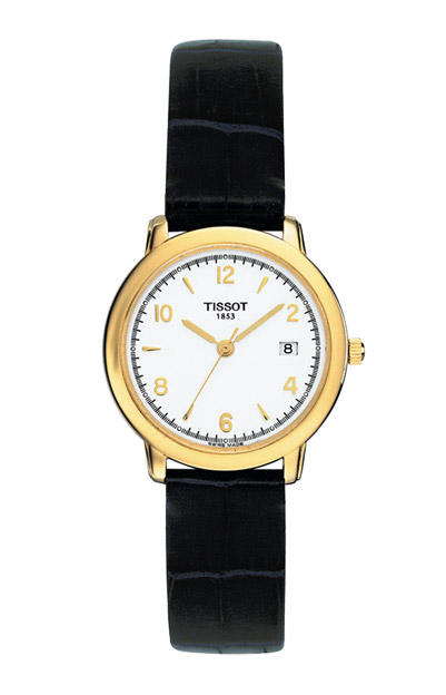 Tissot T71.73.905.T-Gold.Sculpture Line T71.3.133.34