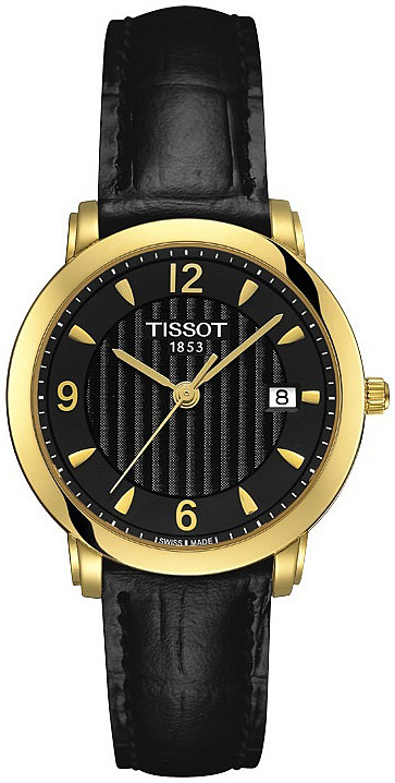 Tissot T71.73.905.T-Gold.Sculpture Line T71.3.134.54