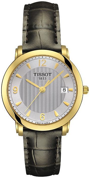 Tissot T71 73 905 T-Gold Sculpture Line T71.3.134.64