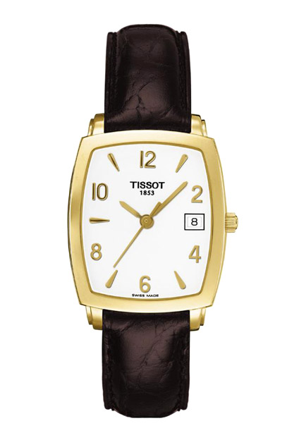 Tissot T71.73.905.T-Gold.Sculpture Line T71.3.333.34