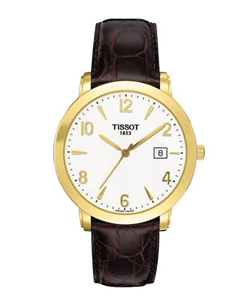 Tissot T71.73.905.T-Gold.Sculpture Line T71.3.450.34