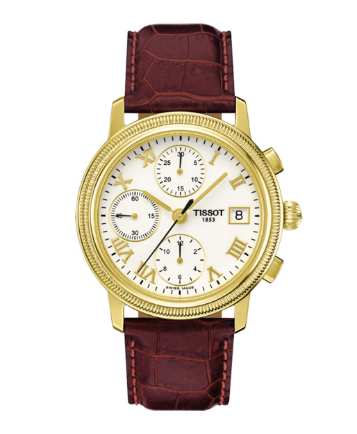 Tissot T71 T-Gold Bridgeport T71.3.465.13