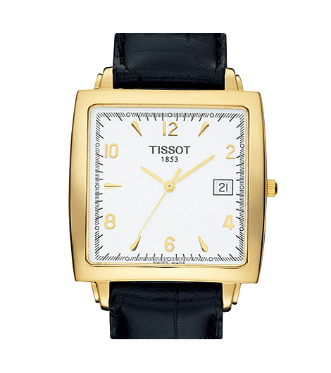 Tissot T71.73.905.T-Gold.Sculpture Line T71.3.620.34