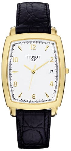 Tissot T71.73.905.T-Gold.Sculpture Line T71.3.621.34