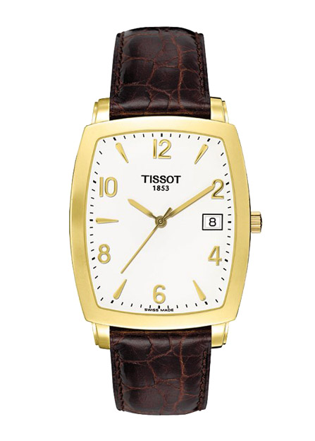Tissot T71.73.905.T-Gold.Sculpture Line T71.3.622.34