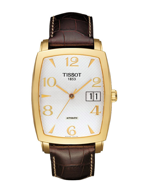 Tissot T71.73.905.T-Gold.Sculpture Line T71.3.633.34