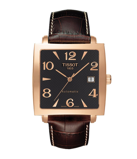 Tissot T71.73.905.T-Gold.Sculpture Line T71.8.632.54