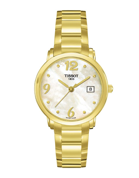 Tissot T71.73.905.T-Gold.Sculpture Line T73.3.147.72