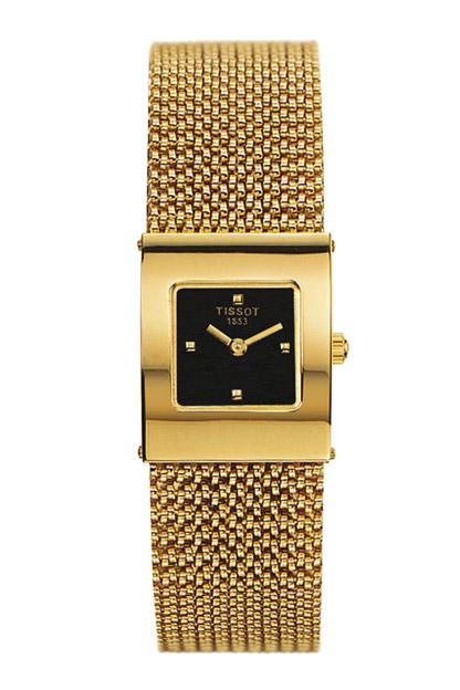 Tissot T73.74.T-Gold.Bellflower T73.3.321.51