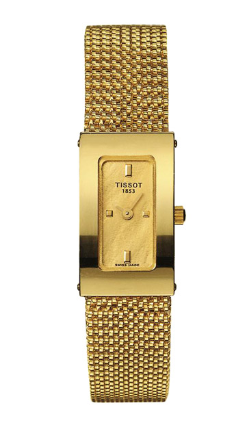Tissot T73.74.T-Gold.Bellflower T73.3.322.21