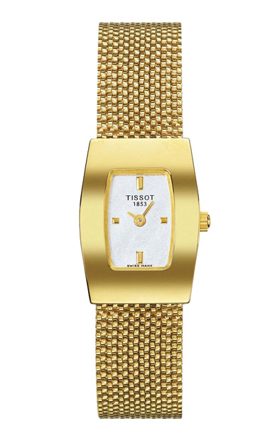Tissot T73.74.T-Gold.Bellflower T73.3.323.31