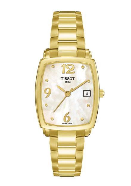 Tissot T71 73 905 T-Gold Sculpture Line T73.3.371.72