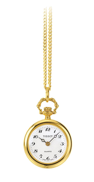 Tissot T81 850 T-Pocket Pendants T81.4.204.62