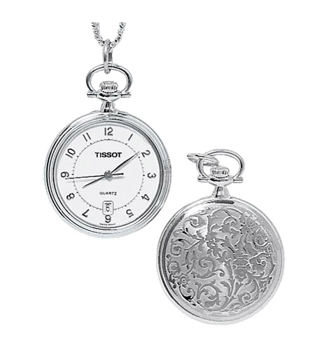 Tissot T81 850 T-Pocket Pendants T81.6.210.12