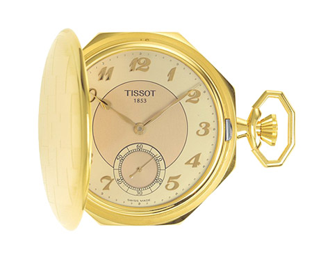 Tissot T82.83.T-Pocket.Replica T83.3.604.92