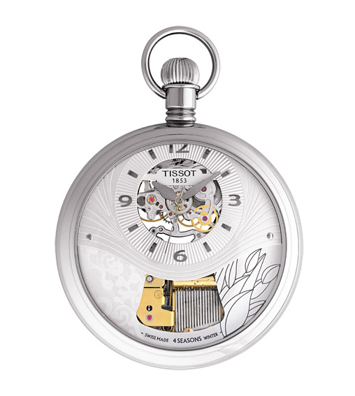Tissot T852.T-Pocket.Musical Seasons T852.436.99.037.00