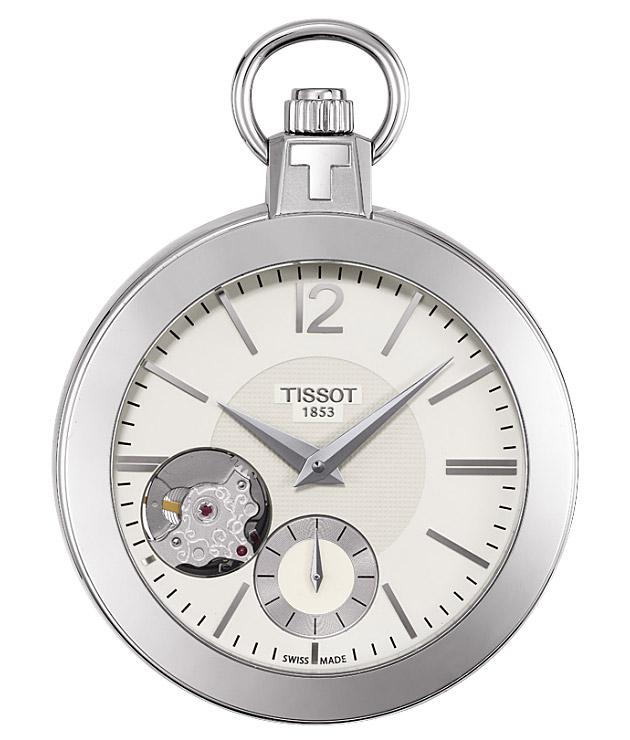 Tissot T853.854.T-Pocket.Pocket 1920 Mechanical T853.405.19.267.00