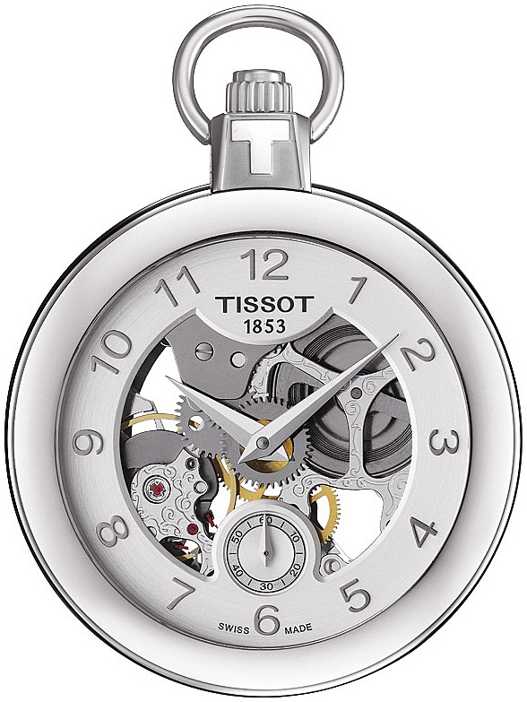 Tissot T853 T-pocket Pocket%20mechanical%20skeleton T853.405.19.412.00
