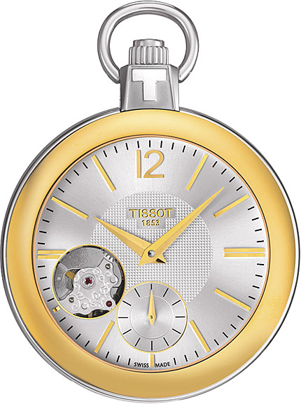 Tissot T853 854 T-Pocket Pocket 1920 Mechanical T853.405.29.037.00