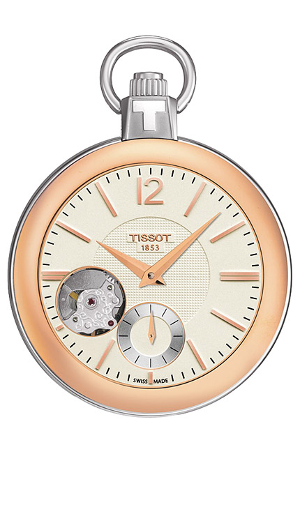Tissot T853 854 T-Pocket Pocket 1920 Mechanical T853.405.29.267.01