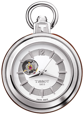 Tissot T854 T-Pocket Pendant Mechanical 1920 T854.205.19.037.00